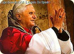 popebenedictxvi's praying hands