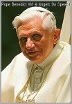 Pope Benedict XVI (Ratzinger) on Angels Do Speak!