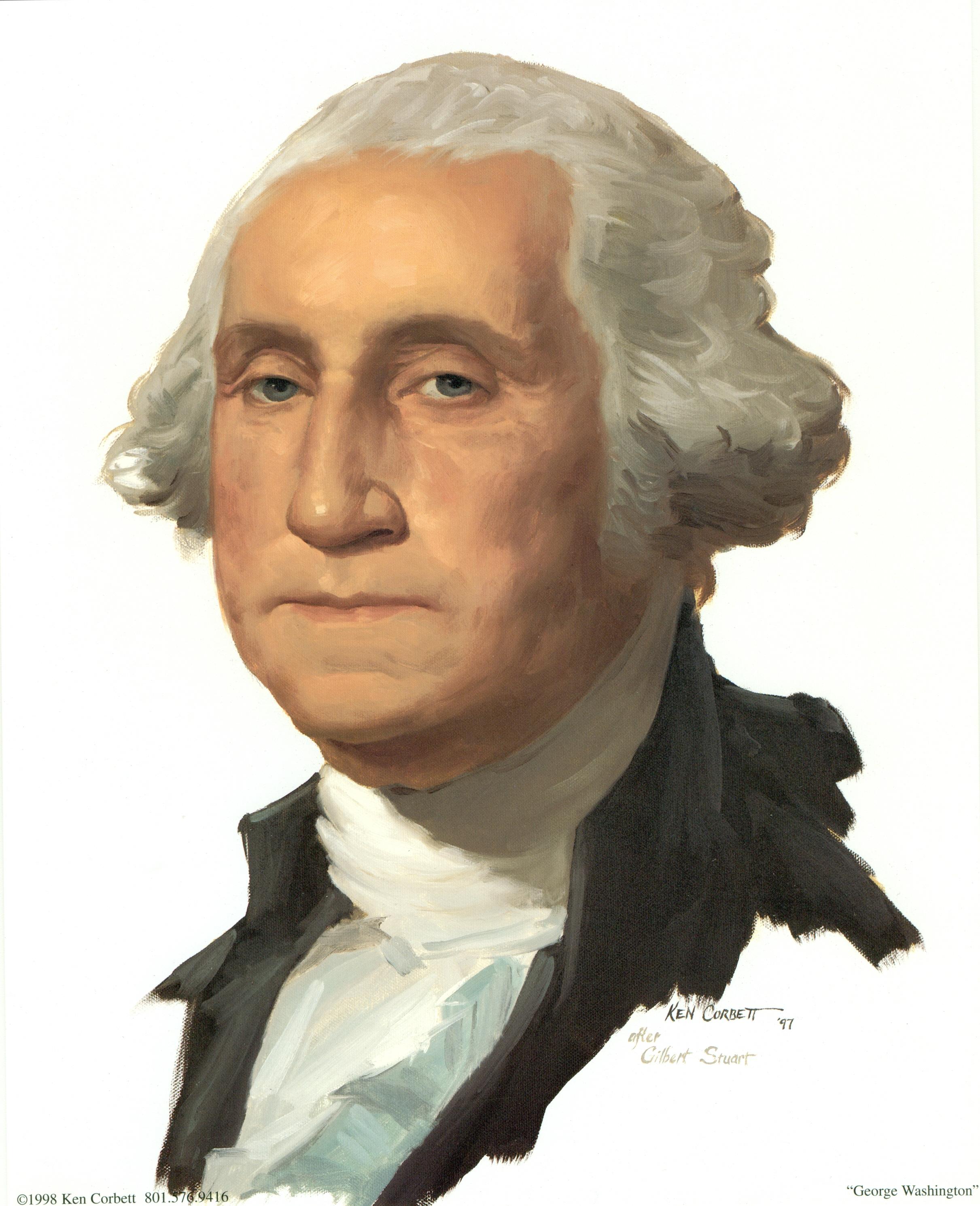 George Washington: Vision: Angels Do Speak!® | Angels Do ...