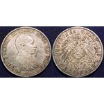 Germany's Kaiser Wilhem II's 1913 equalent to U.S.A silver dollar on Angels Do Speak!®