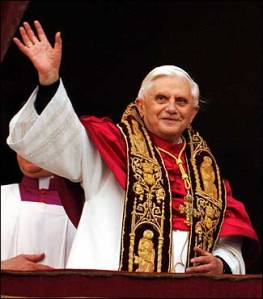 The 265th Pope Benedict XVI Retires on February 28, 2013: Angels Do Speak!®