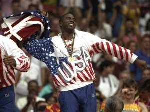 Magic Johnson Has A 1992 Team USA Gold Medal: Angels Do Speak!®